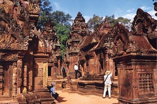 Banteay Srei, Citadel of Women - Siem Reap, Cambodja