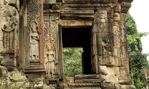 Thommanon Tempel - Siem Reap, Cambodja